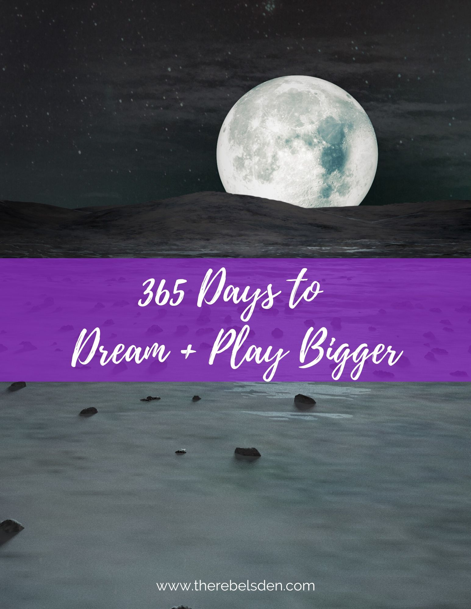 365 Days to Dream + Play Bigger